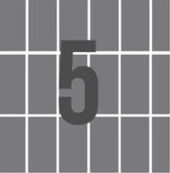 5. Vertical Stack Bond