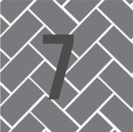 7. Herringbone